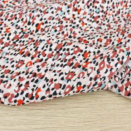 Viscose Color Dots