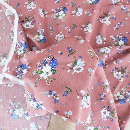 Crêpon Sakura - rose