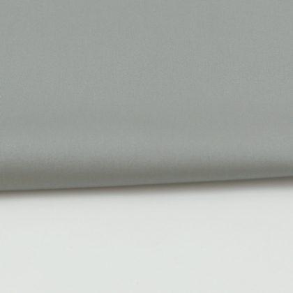 Satin de coton - gris