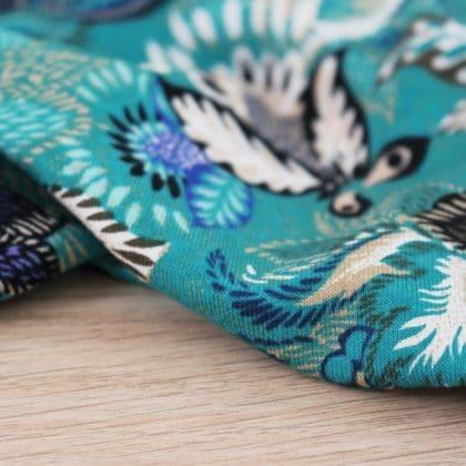 Tissu Jersey viscose Caraibes