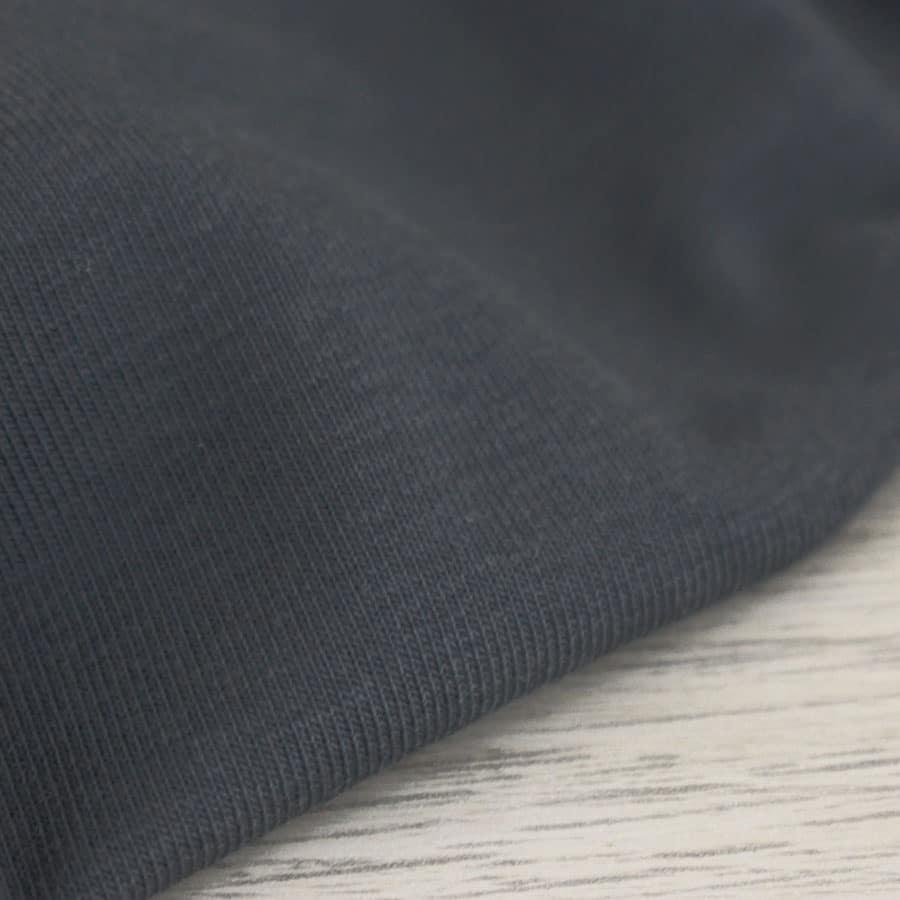 Jersey de bambou - gris foncé